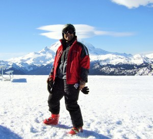 John DeNinno  Skiing 2012